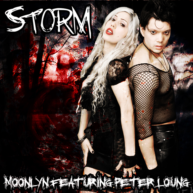 Moonlyn_Storm_SingleCover.jpg Moonlyn, Moonlyn Music, Moonlyn's official website, Moonlyn, Moonlyn website, Storm